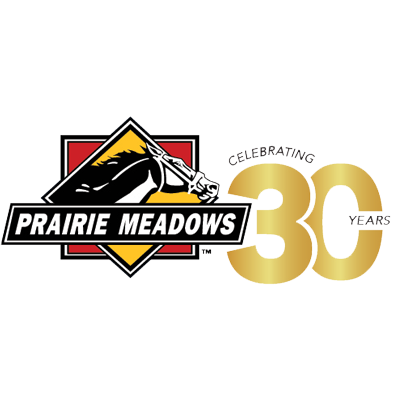Prairie Meadows' 30 year
